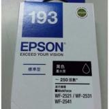 Original Epson T193 Black For Epson Workforce Wf 2631 51 61 Ink Cartridge For Sale