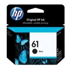 Top Rated Original Hp 61 Black Ink Cartridge
