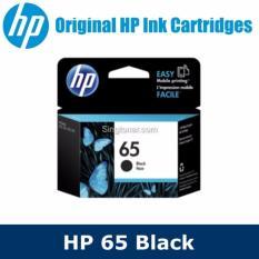 Price Original Hp 65 Black Color Ink Cartridge For Hp All In One Printers Deskjet 2655 3755 Hp65 Online Singapore
