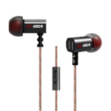 Price Compare Original Kz Ed9 Super Bass In Ear Music Earphones Dj Hifi Stereo Earbuds Noise Isolating Sport Headphones With Mic Black Intl