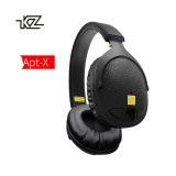 Buy Original Kz Lp5 Latest Bluetooth Earphone Apt X Wireless Headphone Wired Bass Headset Portable Headband Foldable Headphones Intl Kz Original