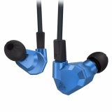 Sale Original Kz Zs5 Hifi Earphones 2Dd 2Ba Hybrid In Ear Dj Monito Super Bass Earplug Headsets Stereo Surround Earbuds For Iphone Without Microphone Blue Intl Kz Branded