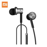 Discount Original Mi Hybrid Earphone In Ear 3 5Mm Stereo Earphones With Mic Earphone Silver Gold For Android Ios For Mp3 Pc Intl