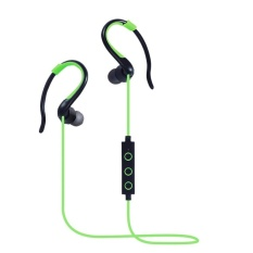 Sale Original New Wireless Bluetooth 4 1 Stereo Earphone Fashion Sportrunning Headphone Studio Music Headset Green Intl Oem