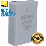 Buy Original Nikon En El14A Rechargeable Li Ion Battery Nikon Cheap