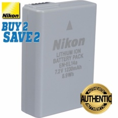 Discounted Original Nikon En El14A Rechargeable Li Ion Battery