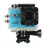 Price Comparisons For Original Sjcam Sj4000 Wifi 1080P Hd Sport Dv Waterproof Digital Action Camera Blue Export