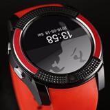 Price Original Sport Watch Full Screen Smart Watch V8 For Android Match Smartphone Support Tf Sim Card Bluetooth Smartwatch Pk Gt08 U8 Intl China