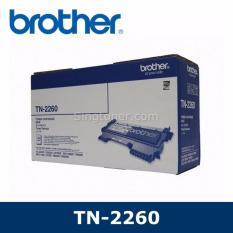 Best Offer Original Tn 2260 Brother Mono Toner Standard Yield For Hl 2240D Hl 2250Dn Hl 2270Dw Dcp 7060D Mfc 7470D Mfc 7360 Mfc 7860Dw Fax 2840 Tn2260