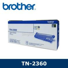 Review Original Tn 2360 Tn 2360 Tn2360 Brother Mono Toner Standard Yield For L2320D L2360Dn L2365Dw L2520D L2540Dw L2700D Tn2360 Singapore
