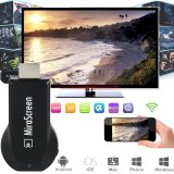 Promo Original Wecast Dlna Airplay Dongle Wireless Display Receiver Wecast Hdmi 1 3 Hd Output Free Wifi Receiver Freewifi Projector Intl