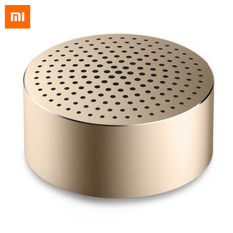 Sale Original Xiaomi Mi Bluetooth V4 Portable Speaker Champagne Gold Intl Xiaomi Cheap
