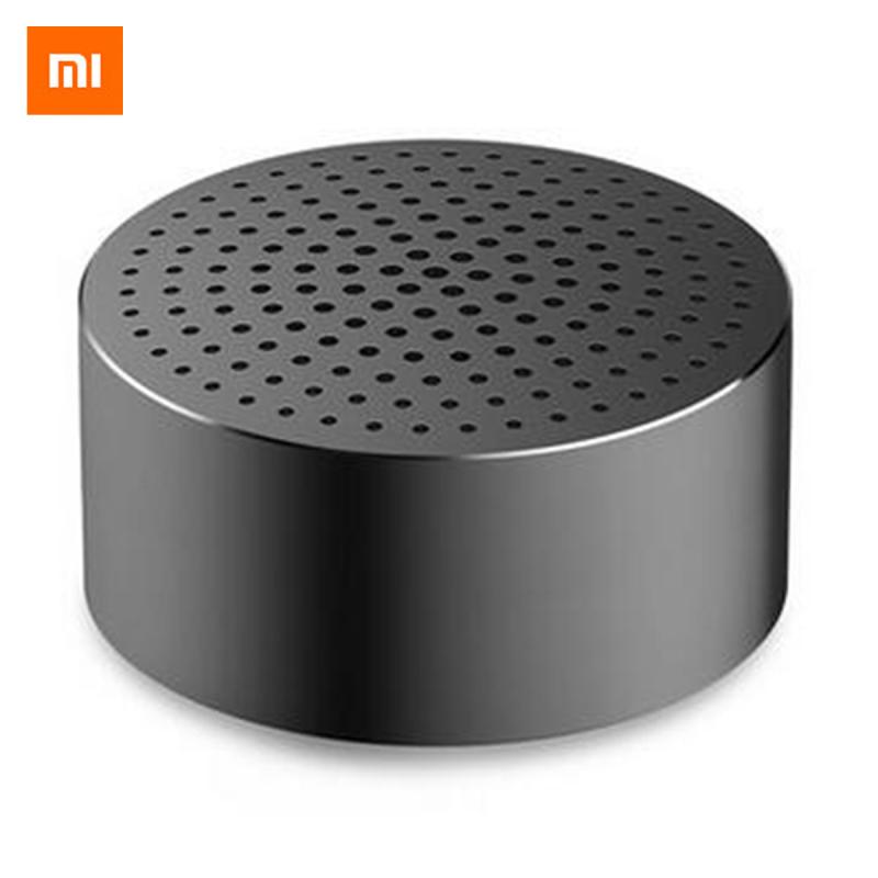 Original Xiaomi Mi Bluetooth V4.0 Portable Speaker - Grey - intl Singapore