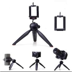 Low Cost Original Yunteng Yt 228 Mini Tripod Phone Holder Clip Desktop Self Tripod For Slr Camera