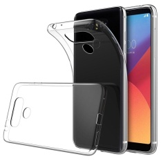 SGD 1. Oscar Store Cell Phone Latest Technology Free Ship Ultra Thin TPU Clear Transparent Phone Back Protector Case Cover Skin For LG G6 - intlSGD1