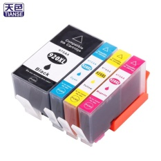 Osman 4Pcs 920Xl Ink Cartridge Compatible For Pr0 6000 6500 7000 Printer Non Oem Black Yellow Magenta Cyan Cheap