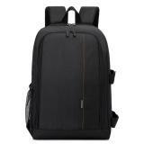 Top Rated Outdoor Multi Functional Backpack Waterproof Camera Laptop Bag Orange Intl