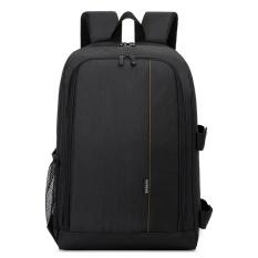 Sale Outdoor Multi Functional Backpack Waterproof Camera Laptop Bag Orange Intl Vakind Cheap