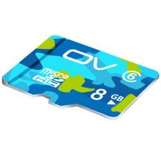Buy Ov Micro Sdhc Camouflage Version Class 6 Memory Card 8Gb Ov Cheap