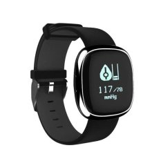 Buying P2 Wristband Smart Watch Heart Rate Blood Pressure Monitor Bluetooth Ip67 Water Proof Sports Bracelet For Android And Ios Intl