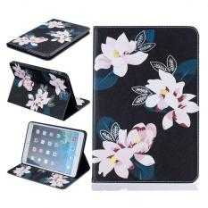 Cheap Painting Pu Leather Back Case Cover For Apple Ipad Mini 1 2 3 Black Lily Intl