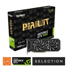 Brand New Palit Geforce Gtx 1060 Dual 6Gb Gddr5 Pci E Graphics Card