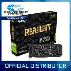 Palit Geforce Gtx 1060 Dual 6Gb Gddr5 Pci E Graphics Card Shopping