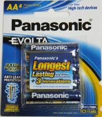 Best Buy Panasonic Evolta Lr6Eg 4B Aa Alkaline Battery X 16 4 Packs