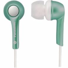 Panasonic RP-HJE240-G Stereo In Ear Canal Bud Headphones RPHJE240 Green - intl