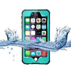Price Pandawella ¢ Ip 68 Waterproof Shockproof Dust Proof Full Body Protective Case For Apple Iphone 6S 6 Plus Green Export Not Specified