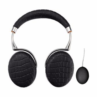 Parrot Zik 3 Croc Bluetooth Headsets Black With Wireless Charger Best Buy