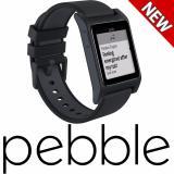 Sale Pebble 2 Heart Rate Smart Watch Black Black Intl Online South Korea
