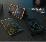Sale Personality Stainless Steel With Pc Flip Case Hybrid Armour Defender Case Cover Shell For Samsun Note 8 Intl On China