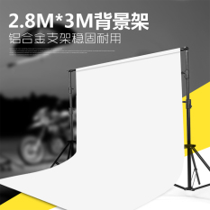 Cheaper Photography Studio Photography Lights Background Cloth Rack Background Stand