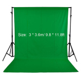 Who Sells Photography Studio Video 3 X 3 6M 9 8 X 11 8Ft Nonwoven Fabric Backdrop Background Screen Green