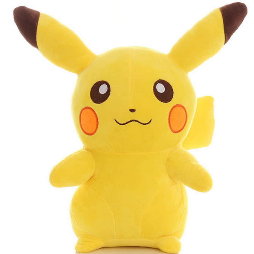 For Sale Picacho Plush Toys Yellow 35Cm Intl