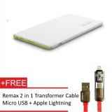 Best Rated Pineng Pn 951 10000 Mah Power Bank Free Remax Transformer 2 In 1 Cable Ipad Iphone Android Samsung Htc Sony Oppo Huawei Xiaomi Oneplus