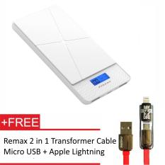Where To Buy Pineng Pn983 10000Mah Lithium Polymer Slim Powerbank Free Remax Transformer 2 In 1 Ipad Iphone Android Samsung Huawei Oppo Onplus Lenovo Sony Htc
