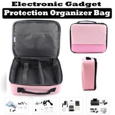 Cheap Pink Canon Selphy Cp1200 Cp910 Protective Portable Printer Travel Organiser Bag Online