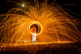 Lowest Price Pixco Photography Props Steel Wool Shoot Fireworks Light Painting Graffiti Set Intl