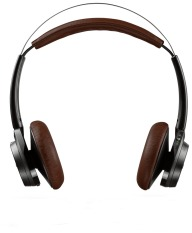 Where To Shop For Plantronics Back Beat Sense Wireless Headphones Mic Black Espresso