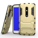 Price Plastic And Tpu Case For Moto X Play Gold China