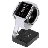 Lowest Price Plastic Charger Holder For Apple Watch 38Mm And 42Mm Stand For Iphone 6S And 6S Plus Iphone 6 And 6 Plus Iphone 5 And 5S Samsung Galaxy S6 S5 Htc Nokia Sony Black Intl
