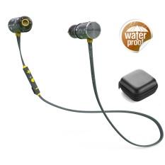 Buy Plextone Bx343 Wireless Headphone Bluetooth Ipx5 Waterproof Earbuds Magnetic Headset Earphones With Microphone For Phone Sport Intl Online