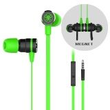Sale Plextone G20 In Ear Sport Earphones With Microphone Wired Magnetic Gaming Headset Stereo Bass Earbuds Computer Earphone For Phone Black Red Green Intl China Cheap