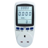 Cheaper Plug Power Meter Energy Voltage Amps Electricity Usage Monitor Reduce Your Energy Costs Intl