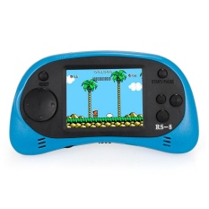 Pocket Handheld Video Game Console 2.5in Portable Player Game Built-In 260 Games Support Av Cable Output - Intl By Tomtop.
