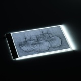 Cheaper Portable A4 Led Light Box Drawing Tracing Tracer Copy Board Table Pad Panel Copyboard With Usb Cable For Artist Animation Sketching Architecture Calligraphy Stenciling Diamond Painting
