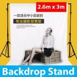 Sale Portable Backdrop Stand 2 6M X 3M Online Singapore