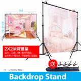 Portable Backdrop Stand 2M X 2M Lower Price
